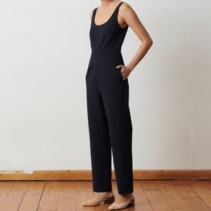 ADAY Power Suit Jumpsuit in Midnight